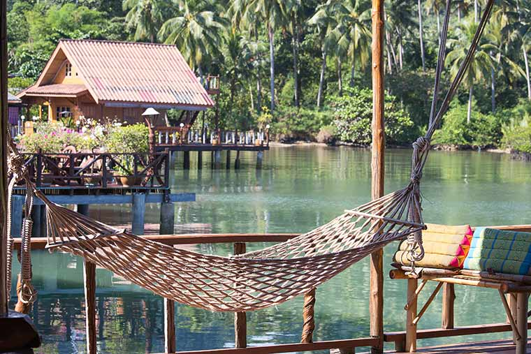Hotell Koh Chang